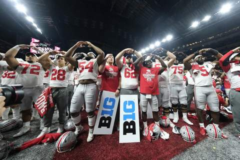 VBirus Outbreak College Sports Football Associated Press