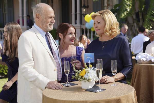 """Fox Gerald McRaney and Kim Cattrall star in """"Filthy Rich,"""" which debuts Sept. 21 on Fox. It was originally expected to debut inthe 2019-20 seasonbut was held after pandemic-related shutdowns made it clear that there would be few scripted series available this fall."""