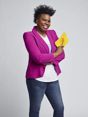"""ABC Leslie Jones hosts a revival of the game show """"Supermarket Sweep,"""" which will debut this fall on ABC."""