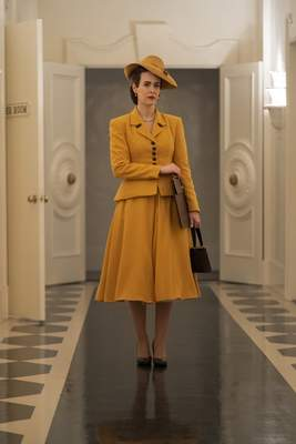 """Netflix Sarah Paulson stars as the titular character in Netflix's """"Ratched."""""""