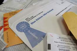 Associated Press The Better Business Bureau warns that while fraud through the mail is stale prevalent, in-person scams are increasingly sophisticated.