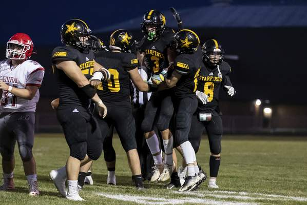 Josh Gales | The Journal Gazette South Adams, the No. 1-ranked team in Class A, will open sectional play against Union City, the IHSAA announced Thursday.