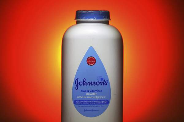 Associated Press Johnson & Johnson handily beat Wall Street expectations and raised its financial forecast for the year.