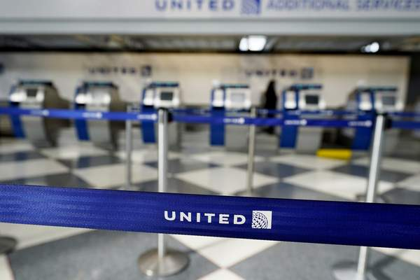 Associated Press United Airlines is expected to report a large quarterly loss as the pandemic batters air travel.