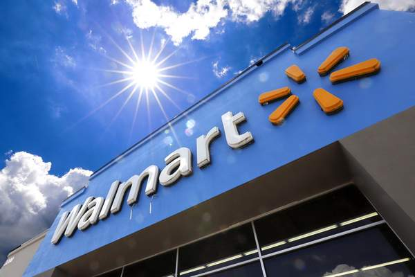 Associated Press Walmart is spreading out its traditional one-day Black Friday deals over three weekends in November.