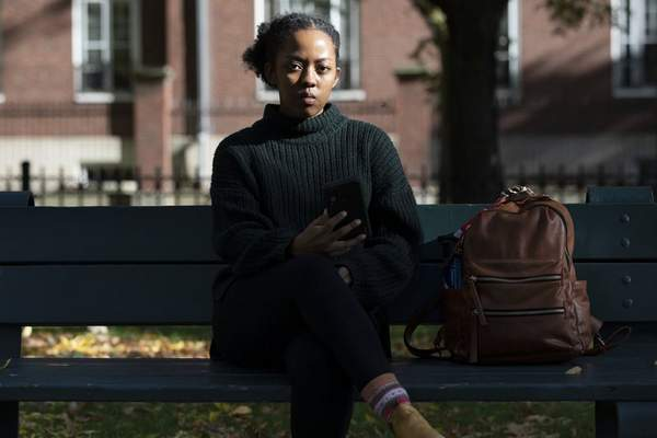 Associated Press Harvard University graduate student Maya James received an email from a political action committee that seemed harmless. She Googled the name of the group, and it didn't exist – a clue the email was a phishing scam.