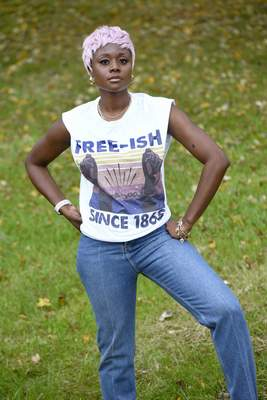Associated Press Nifesimi Akingbe, a Nigerian American lifestyle blogger who lives in Baltimore, Md., has been outspoken about racial equity since the police killing of George Floyd in Minneapolis. But she and other African immigrants see a generational divide in their community on the subject.