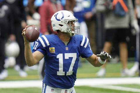 Bengals Colts Football Associated Press Quarterback Philip Rivers rallied Indianapolis to a 31-27 victory Sunday against Cincinnati. (AJ MastFRE)