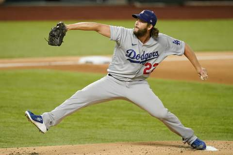 NLCS Dodgers Braves Baseball Associated Press
