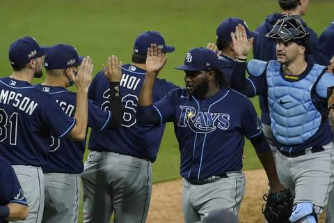 ALCS Rays Astros Baseball Associated Press