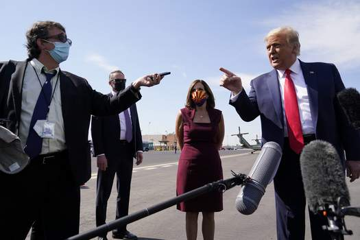 Election 2020 Trump Associated Press