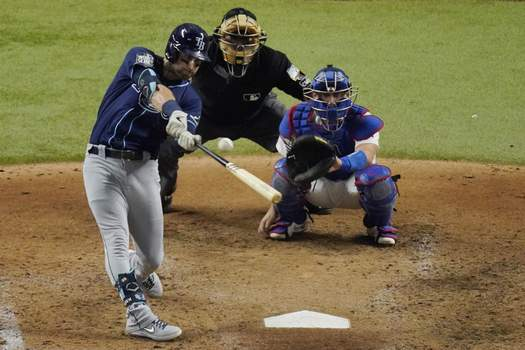 World Series Rays Dodgers Baseball Associated Press