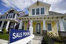 Existing Home Sales Associated Press Sales of existing homes climbed 9.4% in September, the latest sign that the market continues to surge despite the coronavirus pandemic. (Michael ConroySTF)