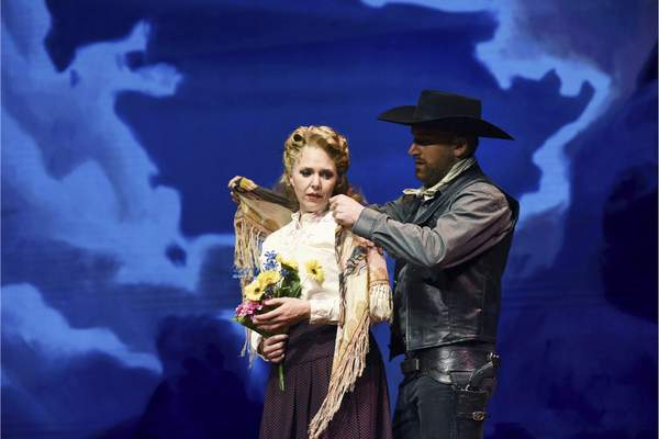 """Riders of the Purple Sage: The Making of a Western Opera"" is a documentary by Kristin Atwell Ford about a composer as he adapts a 1912 dime novel into an opera. It will be shown Saturday morning and is followed by a panel discussion."