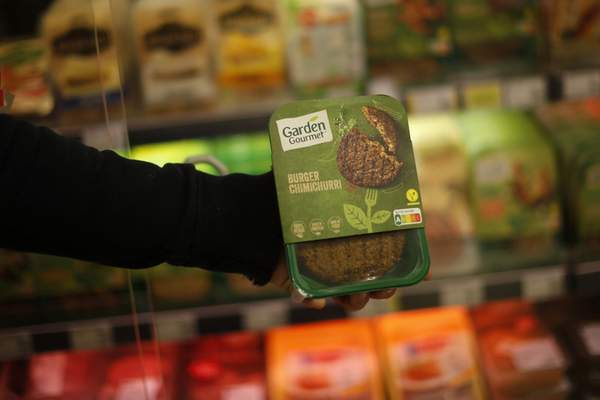 Associated Pres  European lawmakers rejected Friday proposals that could have prevented plant-based products without meat from being labeled sausages or burgers.