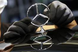Germany Daimler Earns Associated Press  Daimler, maker of Mercedes-Benz vehicles, reported a rise in third-quarter profits after the industry began its recovery from the coronavirus pandemic. (Matthias SchraderSTF)
