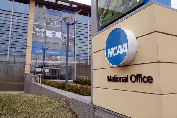 Associated Press The NCAA is negotiating with Indianapolis to play the entire men's basketball tournament there next spring.