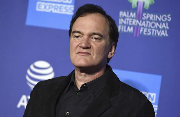 """Tarantino Associated Press Quentin Tarantino has a two-book deal with Harper, beginning with a novelization of """"Once Upon a Time ... In Hollywood"""" that is scheduled for next summer."""