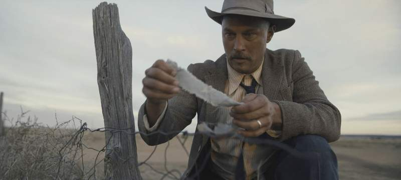 """Paramount Pictures Travis Fimmel is among the stars of """"Dreamland."""""""