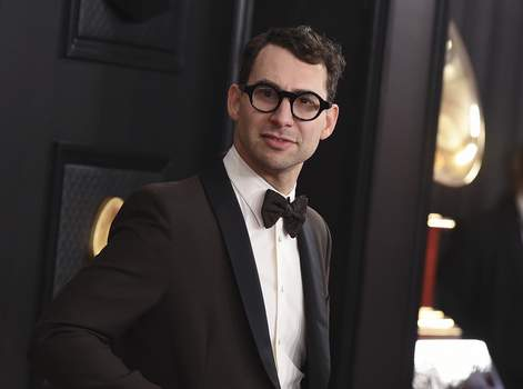Music-Grammy Nominations Jack Antonoff arrives at the 62nd annual Grammy Awards on Jan. 26, 2020, in Los Angeles. (Photo by Jordan Strauss/Invision/AP, File) (Jordan Strauss INVL)