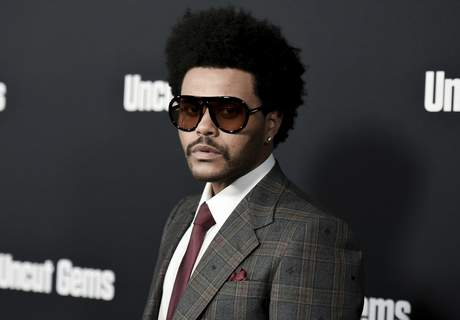 Music-Grammy Nominations-The Weeknd Associated Press