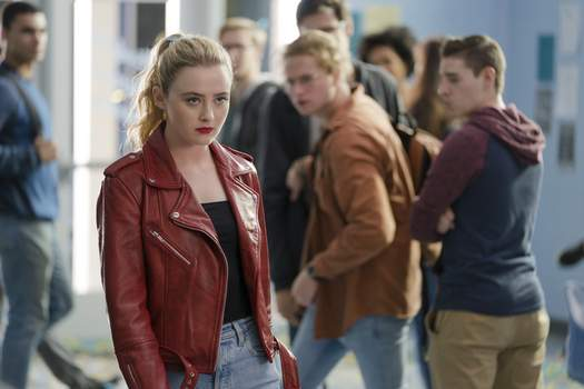 """Freaky Universal Pictures Kathryn Newton stars in """"Freaky."""" (Photo Credit: Brian Douglas/Univ)"""