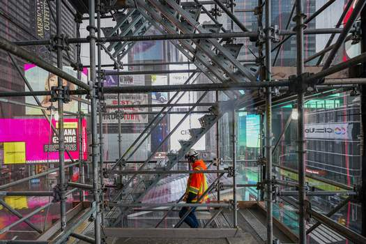 Construction Spending Associated Press U.S. construction spending rose 0.3% in September, the fourth straight monthly gain.  (Mary AltafferSTF)