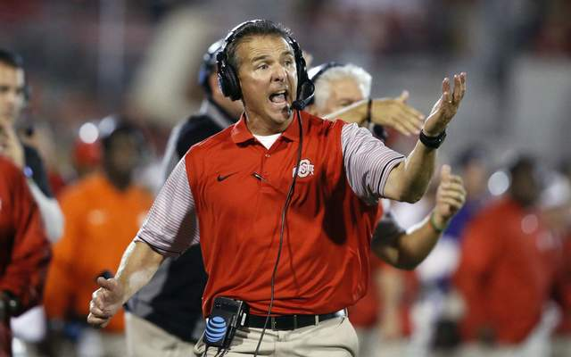Associated Press Urban Meyer, pictured in 2016, and the Jacksonville Jaguars have finalized a deal to make him the team's next head coach. It is the first NFL head coaching job for the 3-time national champion.