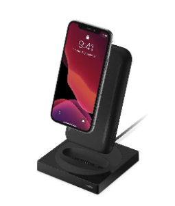 Recalled Belkin portable wireless chargers + stand special edition.