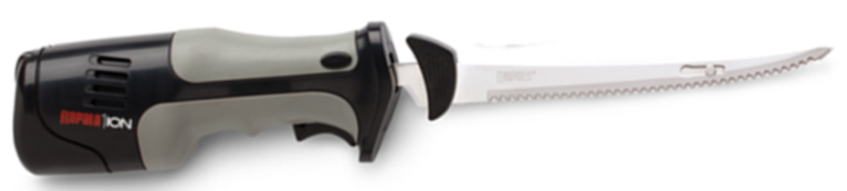 Recalled Rapala rechargeable fillet knife.