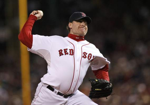 Associated Press Curt Schilling, pictured in 2007, is close to being elected to the Hall of Fame, but character issues could cost him.
