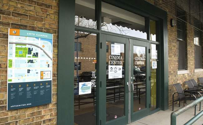 Michelle Davies | The Journal Gazette Cinema Center has been closed since the start of the pandemic, but the organization says it is in better financial shape now than it was a year ago.