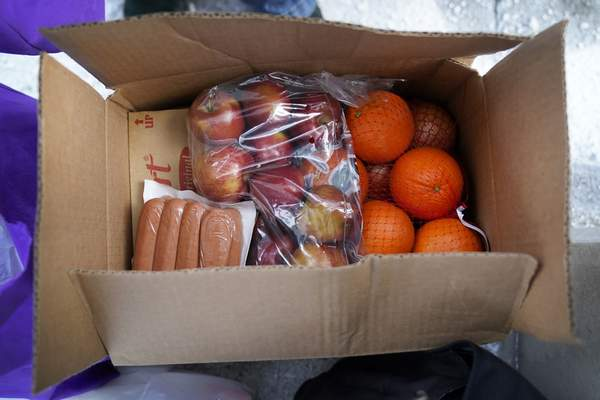 The Farmers to Families Food Box program has delivered 136.5 million food boxes since April.
