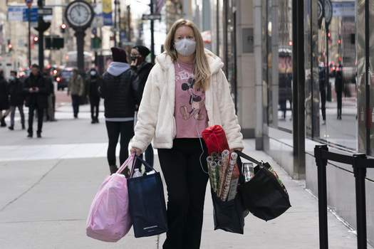 NRF Retail Forecast Associated Press