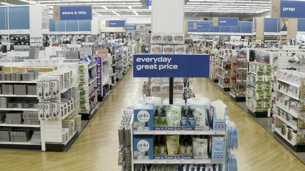 Bed Bath & Beyond New Brands Associated Press Bed Bath & Beyond plans to launch more than 30 new brands to energize lagging sales and entice younger shoppers after hiring Target's former chief merchandising officer as its new CEO in late 2019. (HONS)