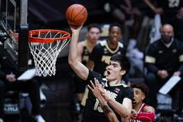 Indiana Purdue Basketball Associated Press