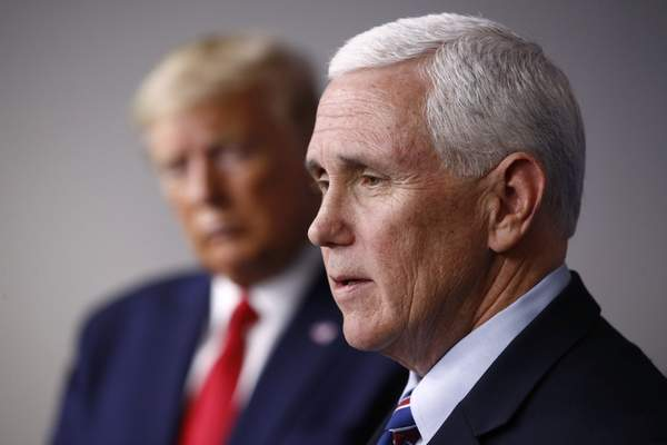 Vice President Mike Pence was appointed by  President Donald Trump on Feb. 26, 2020, to head the coronavirus task force.