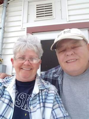 Courtesy Norma Jean and Dean Walker own a short-term rental next door to their Albion home on High Lake.