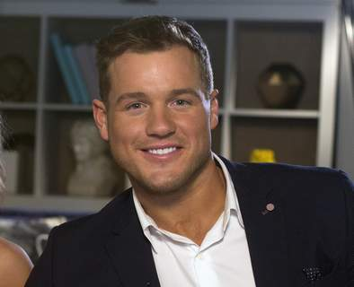 People Colton Underwood FILE - Colton Underwood from the reality series,