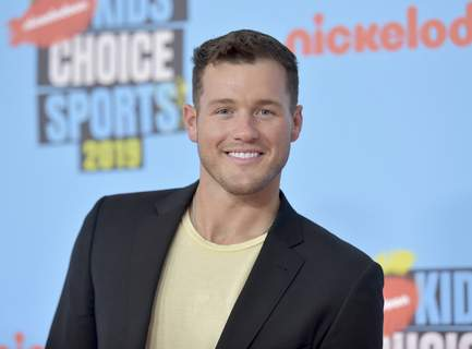 """People Colton Underwood Associated Press  Former """"Bachelor"""" Colton Underwood, pictured in 2019, has come out as gay.  (Richard ShotwellINVL)"""