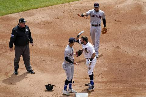 APTOPIX Indians White Sox Baseball Associated Press