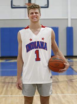 Indiana Mr Basketball Associated Press