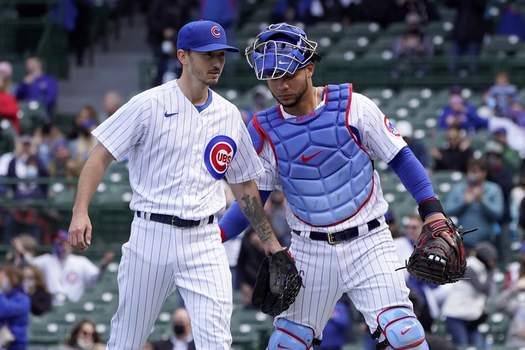 Pirates Cubs Baseball Associated Press