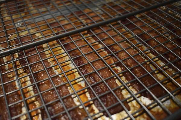 Corey McMaken | The Journal Gazette Bacon can be baked under a cooling rack to keep it from shrinking.