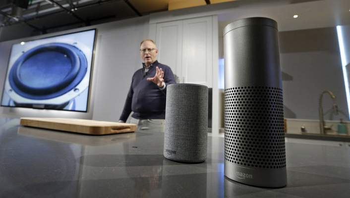 Associated Press Amazon launched a program that forces Echo smart speakers and Ring security camera users to automatically share a small portion of their wireless bandwidth with neighbors.