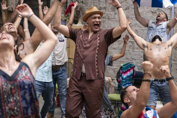 """Warner Bros. Entertainment Jimmy Smitsis among the stars of """"In the Heights,"""" now in theaters and on HBO Max."""