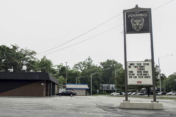 Mike Moore | The Journal Gazette The Mambo Room on W. Jefferson Blvd.