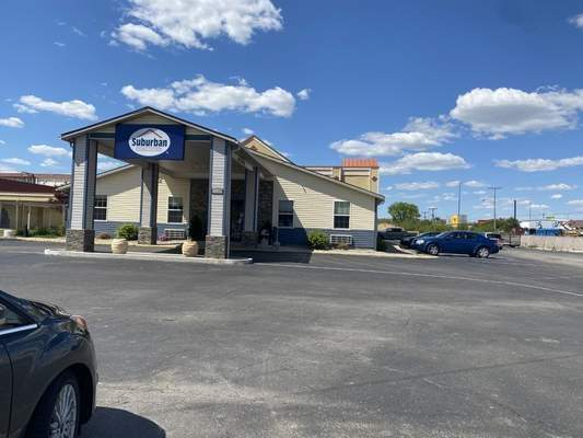 FILE: A woman was found dead on May 10, 2021, in a room at the Suburban Extended Stay Hotel at 3320 Coliseum Blvd. West.