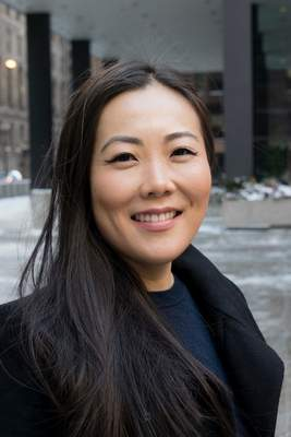 Courtesy Violinist Christine Chon will be one of the featured Philharmonic musicians for its new season