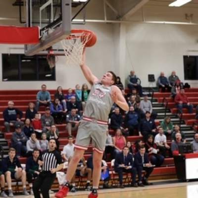 Courtesy Indiana Wesleyan Athletics Warsaw graduate Kyle Mangas, a two-time NAIA Player of the Year for Indiana Wesleyan, worked out for the Pacers on Wednesday.